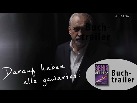 Selfies (Carl Mørck 7) YouTube Hörbuch Trailer auf Deutsch
