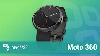 Motorola Moto 360 [Análise] - TecMundo(http://www.tecmundo.com.br/moto-360/66007-analise-smartwatch-motorola-moto-360-video-review.htm A Motorola está lançando no Brasil o seu primeiro ..., 2014-11-18T12:59:30.000Z)