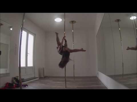 Ed Sheeran - Shape Of You - Pole dancing