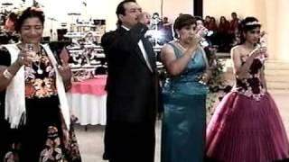 Mis XV años - Luisa Araceli - Las Margaritas, Chiapas. NFVideo.mpg