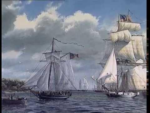 Great Ships The Schooners