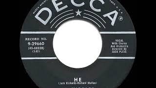 1955 HITS ARCHIVE: He - Al Hibbler