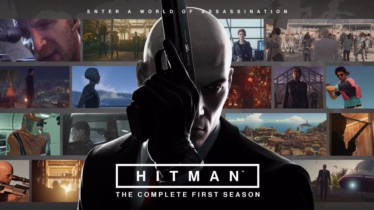 Hitman 2016 - HITMAN - Game of The Year Edition