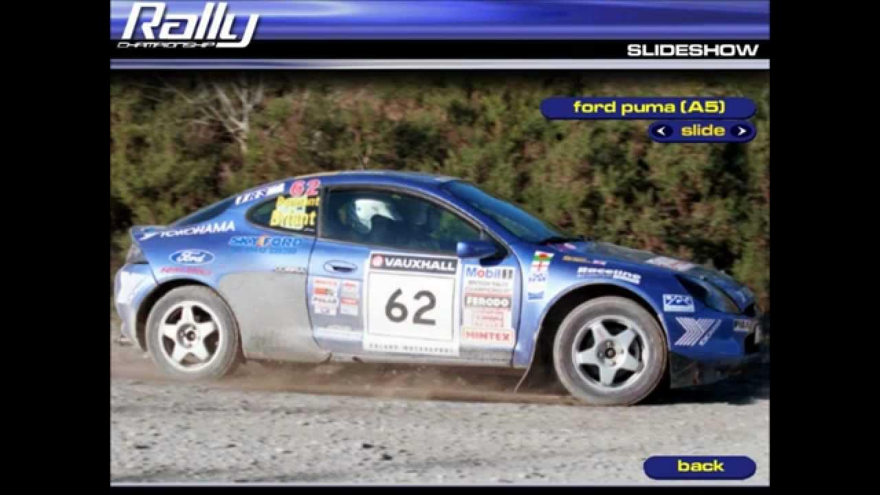 sc 1 st  YouTube & Mobil 1 Rally Championship - All Cars: Ford Puma Kit Car - YouTube markmcfarlin.com