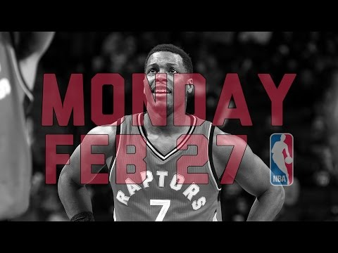 NBA Daily Show: Feb. 27 - The Starters