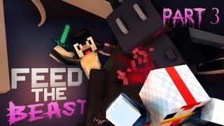 Feed The Beast - Part 3 - Cold Hand of Death!