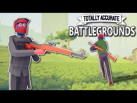 TABS BATTLE ROYALE WIN! - Totally Accurate...