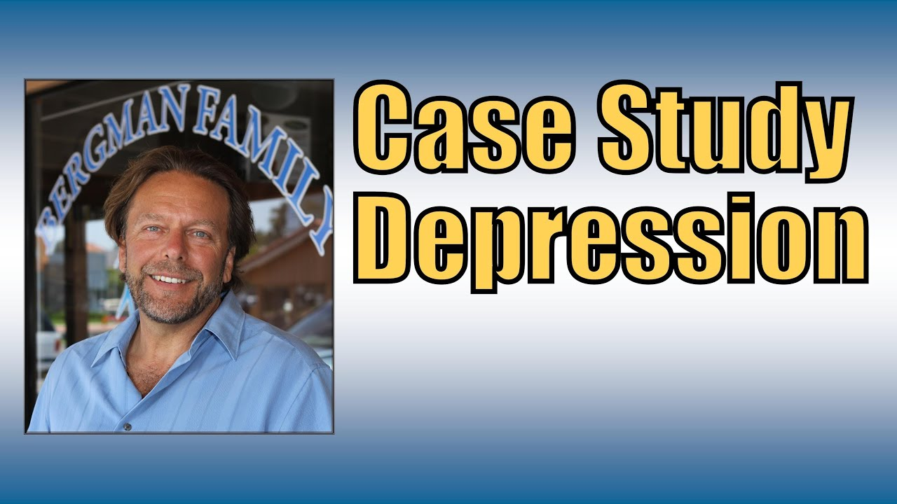 Acute Depression     Case Study     Heal Wellness Preview Case Study