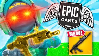 WE FINALLY GOT A FORTNITE UPDATE!