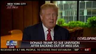 Donald Trump: 'Of Course I'm Standing By' Mexican Rapists Comment