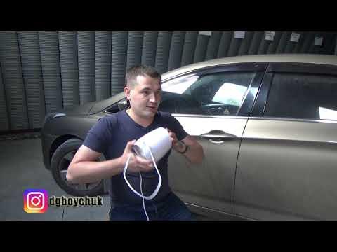 Как убрать неприятные запахи из авто!