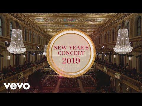 Wiener Philharmoniker - New Year's Concert 2019 Trailer Mp3