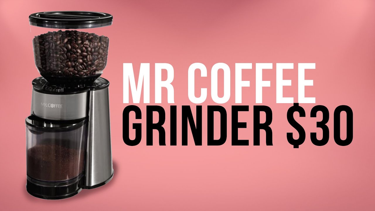 Best Selling Coffee Grinder Amazon for the Price $30 (Mr ...