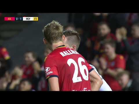 Hyundai A-League 2019/20: Round 17 - Adelaide United v Melbourne City FC  (Full Game)