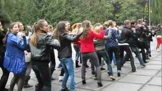 День ВНТУ. Танцювальний флешмоб