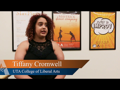 UT Arlington College of Liberal Arts - Tiffany Cromwell