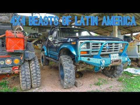 Extreme Overland Expedition Latin America: Rig Walkaround Double Feature