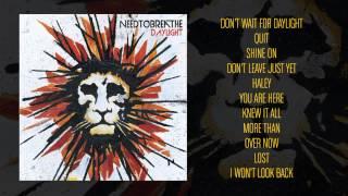 "NEEDTOBREATHE - ""Shine On"" (Official Audio)"