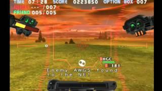 Gungriffon Blaze Mission 04 - Greece (Normal)