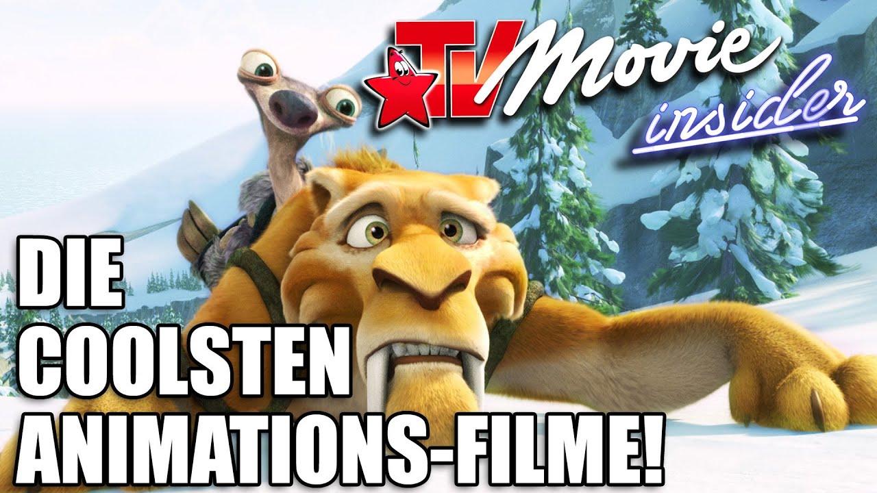 Die besten AnimationsFilme Ice Age Madagascar  Co  YouTube