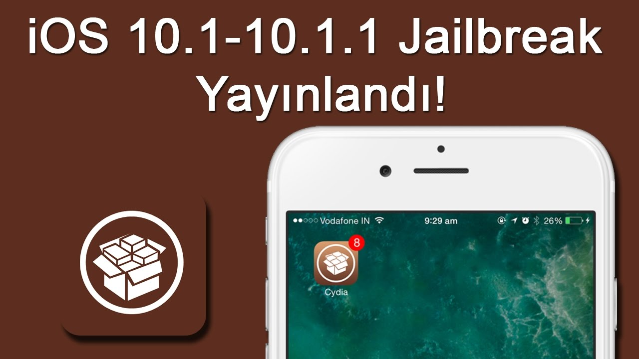 Iphone 6 jailbreaksiz cydia