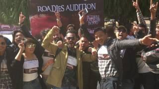 Himalayan Roadies #Dharane Auditions in Kathmandu