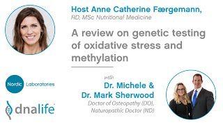 A review on genetic testing of oxidative stress and methylation