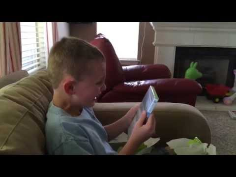 Kid Loses His Sh*t Over New Minecraft Game