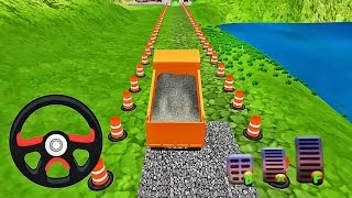 Train Games Construct Railway - Construction Vehicles | Construction Simulator Android GamePlay #1