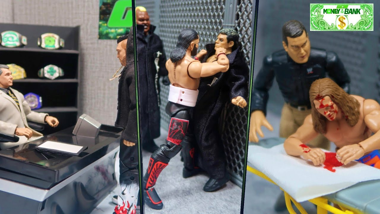 WHAT HAPPEND AFTER GCW MONEY IN THE BANK