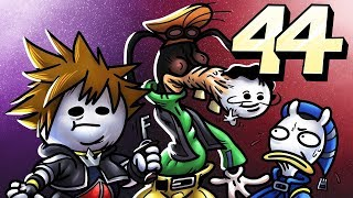 Oney Plays Kingdom Hearts 2 - Ep 44 - Laughing at Niall