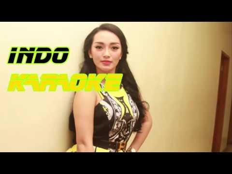 INDO KARAOKE - ZASKIA GOTIK 1 JAM SAJA REMIX (NO VOCAL)