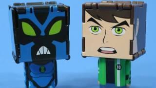 Ben 10 Toys AlterAlien Ultimate Alien Toy Review Unboxing ** SPOILERS **