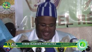 Thiès : Ouverture de la 17ème édition du Forum Islamique pour la Paix