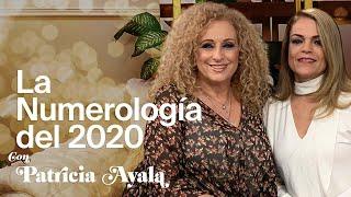 La Numerología del 2020 con Patricia Ayala.  Mizada Mohamed T02E16