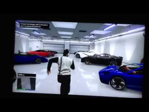 GTA V modders money lobby 1,000,000,000