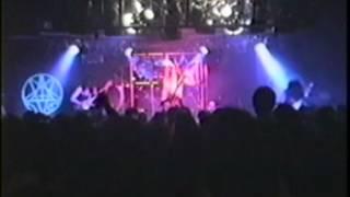 Morbid Angel - Dead shall rise ( Terrorizer cover) 1991-10-23 San Antonio, Texas