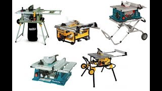 Top 10 Best Table Saw 2019