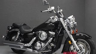 2007 KAWASAKI VN1600 VULCAN 1600 CLASSIC - National Powersports Distributors