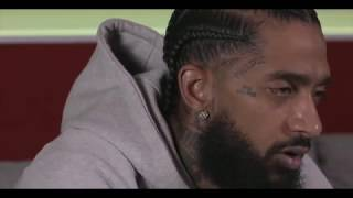 Nipsey Hussle - The Marathon Continues - (Short Film) Victory Lap