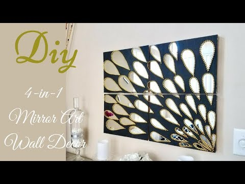 diy-4-in-1-large-mirror-wall-art-decor
