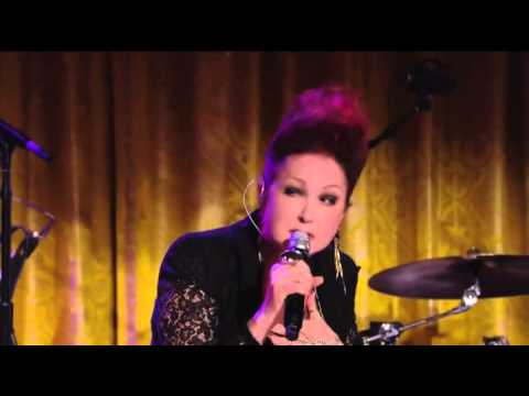 Cyndi Lauper - Try A Little Tenderness, Live at the White House April 2013 HD