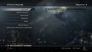 Call of duty ghost : Play with subs