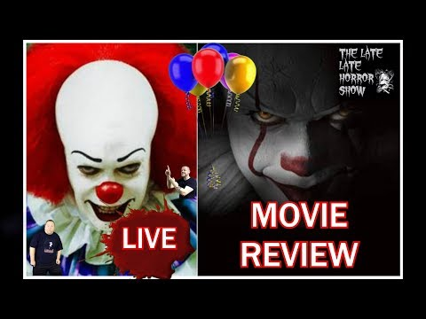IT (1990) ORIGINAL (2017) COMPARE MOVIE REVIEW LIVE