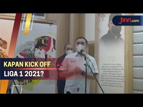 Angin Segar dari Menpora, Kapan Kick Off Liga 1 2021?