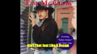 Watch Tim McGraw Aint That Just Like A Dream video