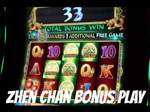 ZHEN CHAN HIGH LIMIT BONUS @ Graton Casino | NorCal Slot Guy