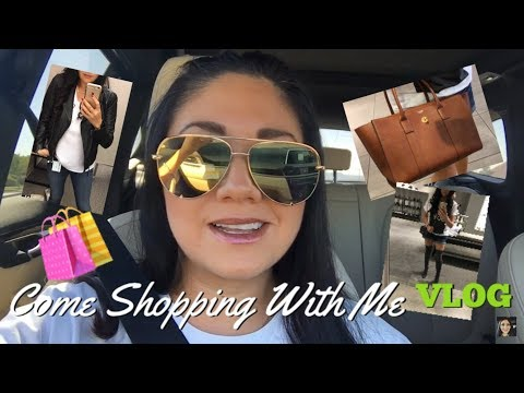 Come Shopping With Me Vlog | Stuart Weitzman, Mulberry, Nordstrom, Chit Chat