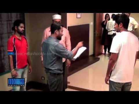 Making of the Movie - Ustad hotel - part 1