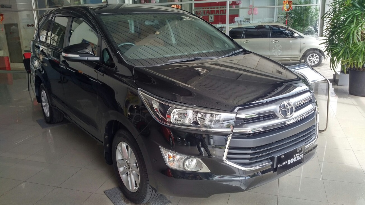 Tipe Dan Harga All New Kijang Innova Agya 1200cc Trd In Depth Tour Toyota Diesel 2 4v A T Youtube